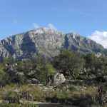 Puig Tomir Mortitx valley Serra de Tramuntana mountains