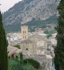 Pollença old town Mallorca